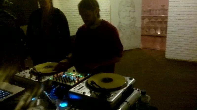 DJ Mr Switch в гостях у Scratchburg video 4