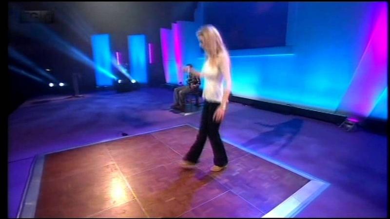 Edwina Guckian Sean Nós Dancing