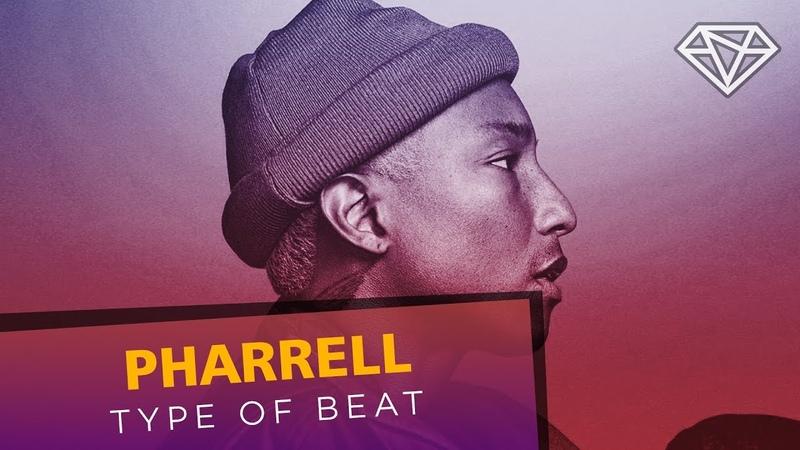DOWNTOWN | Pharrell WIlliams x N.E.R.D. x Clipse Type Beat Instrumental 2018