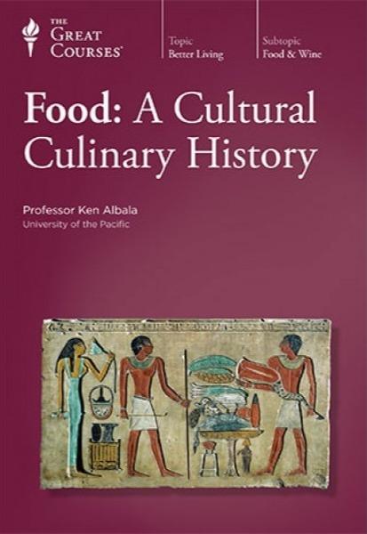 A Cultural Culinary History