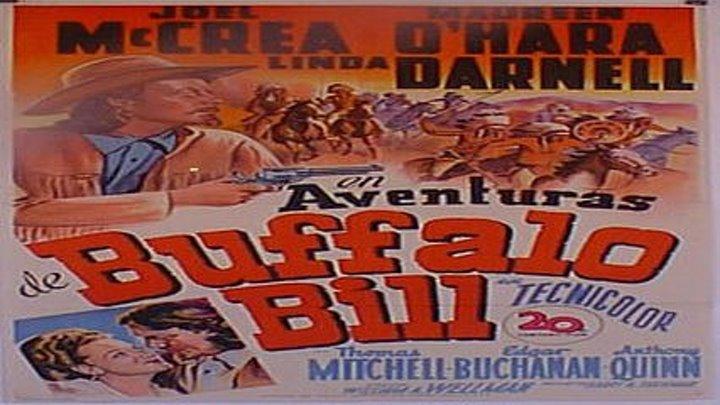 Aventuras de Búfalo Bill 1944