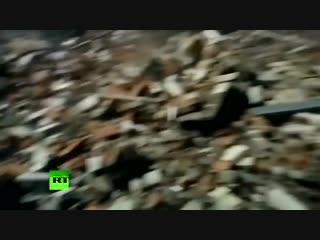 Взрыв газа под Ростовом-на-Дону в жилом доме