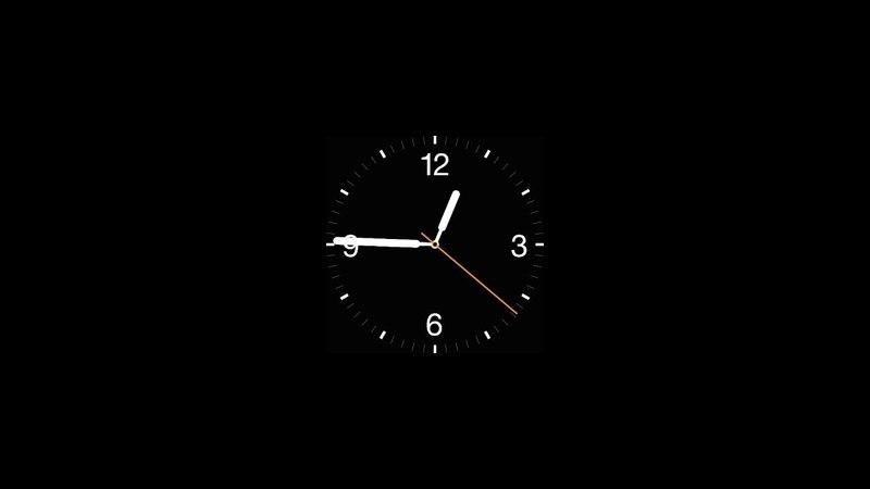 Живые Обои Часы На Рабочий
