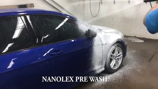 High End Car Wash & Winter Exterior Paint Protection - VW Golf Auto Detailing