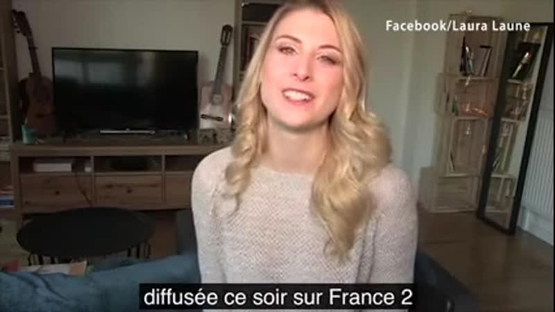 La France est la pute de lEurope voici la chanson de lhumoriste belge Laura Laune censurée par France 2 La DH