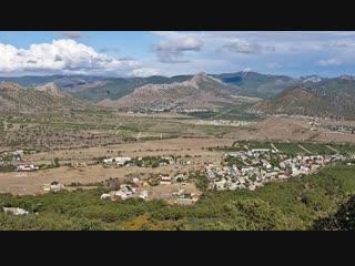 Ай-Савская долина превращается в Долину Роз
