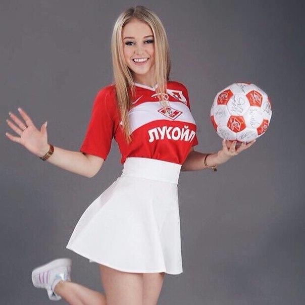 Спартак москва картинки девушек