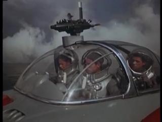 Планета бурь 1961. СССР. Х/ф. Фантастика.