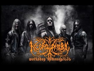 Necrophobic pesta (official music video)