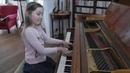 Alma Deutscher (8): Scarlatti: Sonata in F minor, March 2013