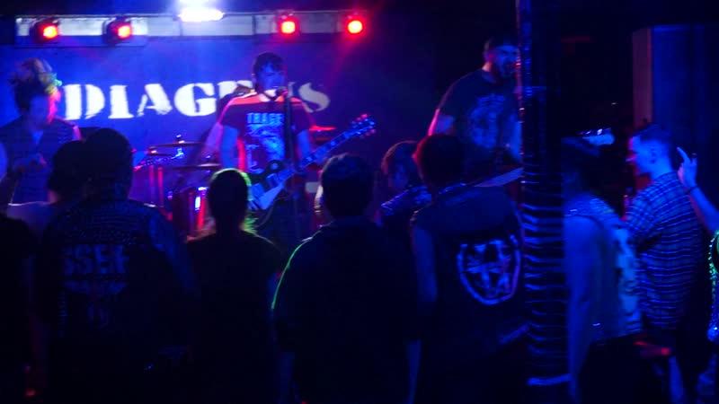 Diagens в Питере 18 05 19 Action club 2