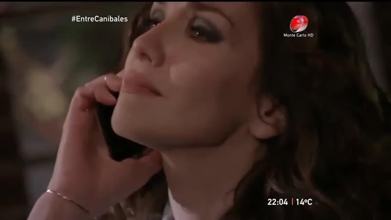 Entre Canibales Среди Каннибалов 56 серия на испанском языке
