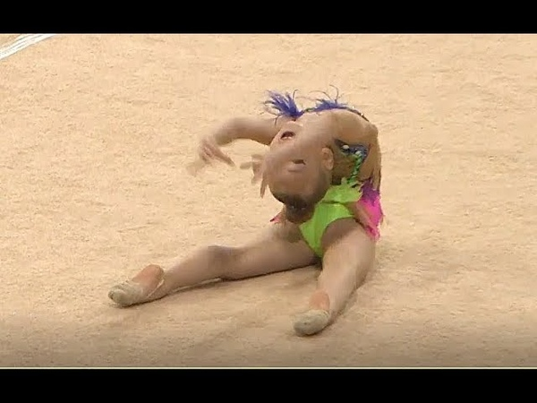 Бадикова Алиса бп 2011 Rhythmic gymnastics Ginnastica ritmica