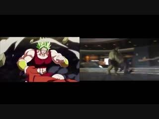 Dragon ball super #100 daibōsō! mezame araburu kyōsenshi!!