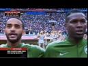 Anthem of Saudi Arabia vs Russia (FIFA World Cup 2018)