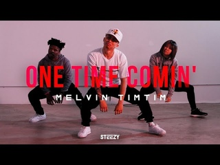One Time Coming - YG   Melvin Timtim Choreography S Rank    (Advanced Class)
