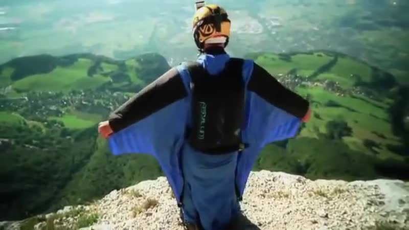 Wingsuit Proximity Flying BASE Jumping Compilation Official