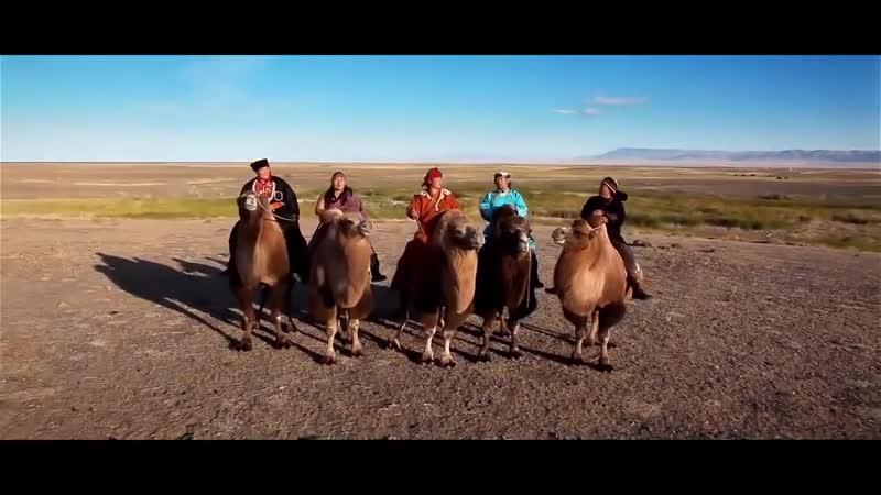 Сайдаш Монгуш Tıvadan Gelen Kervan