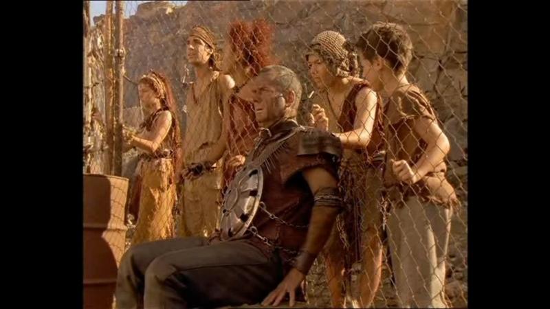 Грозовые камни 1 сезон 25 серия 1999
