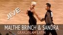 Malthe Brinch Rohde Sandra SorenфMalthe Brinch Rohde Sandra Sorensen | Джайв | GOC2018 GrandSlam LATIN - 5турsen | Jive | GOC2018 GrandSlam LATIN - 5Round