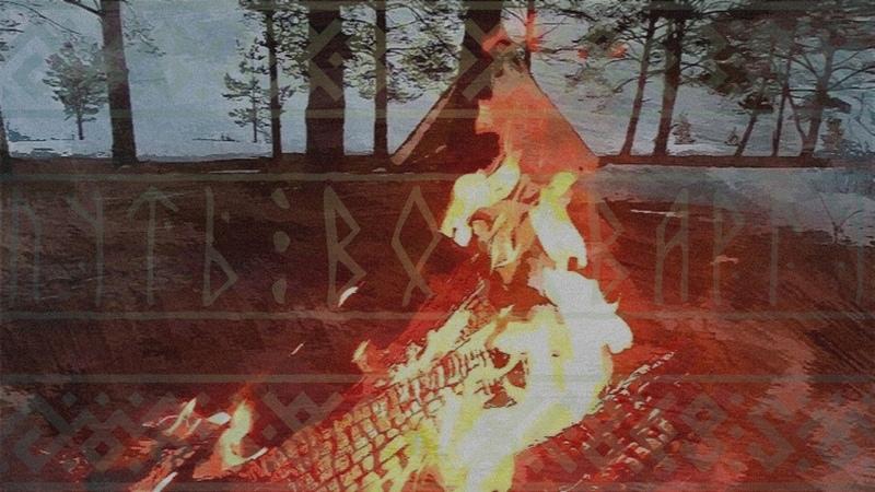 🌲Поход с Шатром| Проводы Зимы| Блины на Печке • Bushcraft Trip-Hottenting-Tentipi GStove-Cooking