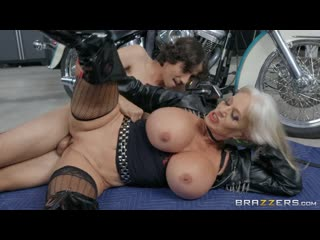 Sally d'angelo - bad to the granny bone [all sex, blowjob, milf, big tits, 1080p]