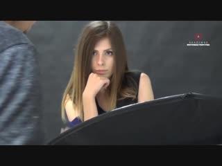 модель Photomodel Style для занятий Академии фотомастерства (backstage)