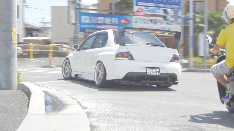 Yusuke's Evo IX USDM Style in Japan 4K