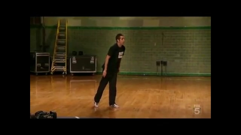 So You think You can Dance - Robert Muraine Audition