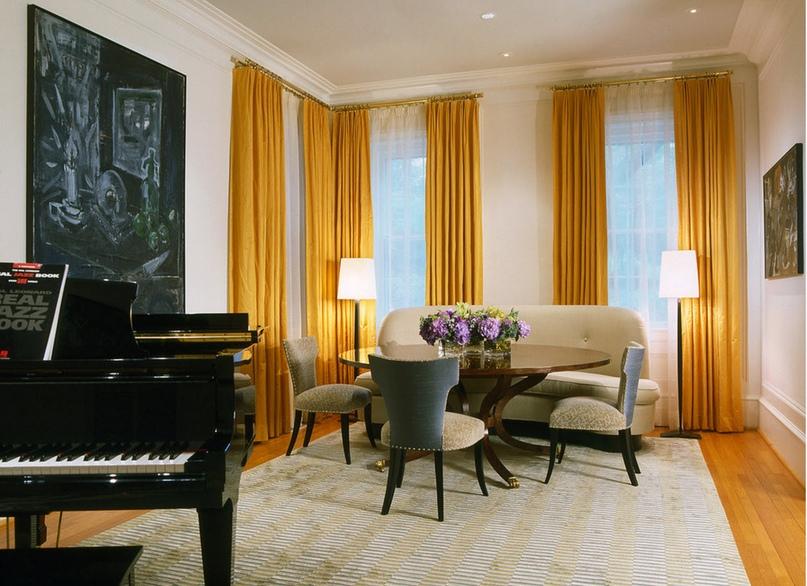 Как преобразить любую комнату с помощью штор, изображение №6