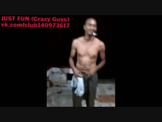 drunk guy from MEXICO striptease for 50 Pesos член хуй голый nude cock penis стриптиз public