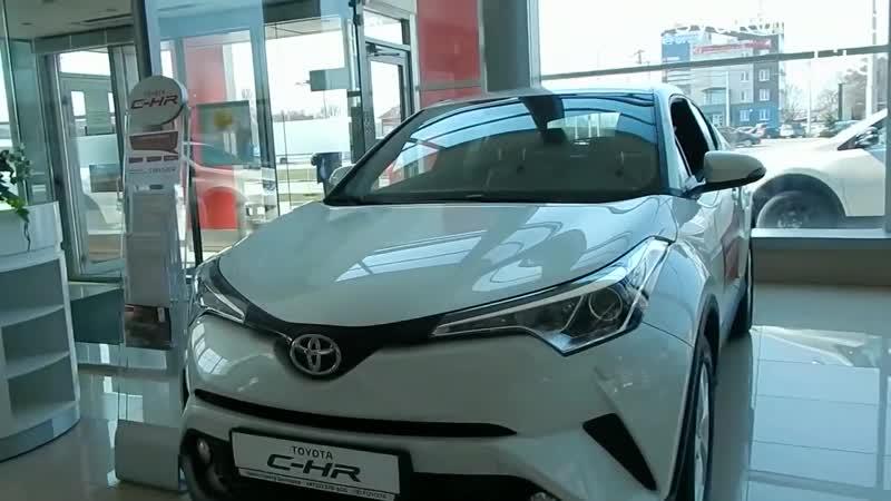 Toyota C HR 2 0 л 148 л с CVT 2WD Hot за 1 756 000 ₽ может лучше взять Крету