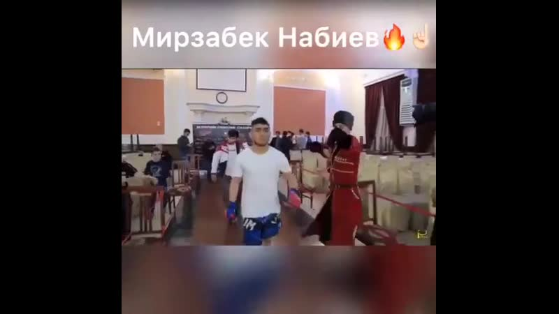 Мирзабек Набиев