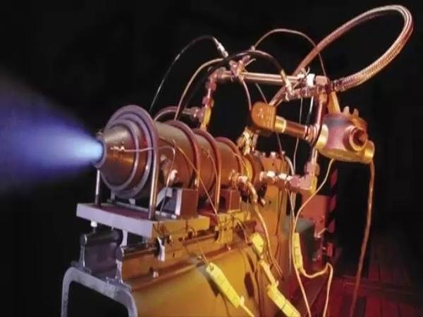 «Ифрит» — первый в мире детонационный ракетный двигатель