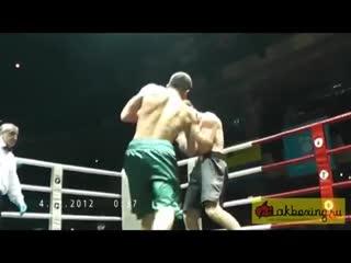 Рамиль Курбаналиев - Айк Шахназарян