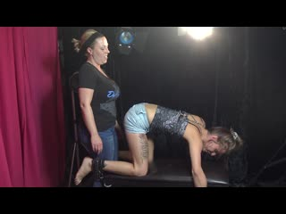 Ticklingultimatetorture - sexy melanie was bound like the she is a dog and tickling abused real good