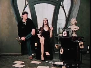Непонятно зачем, почему, отчего, я тебя повстречал, ни с того ни с сего. 12 стульев 1971 г