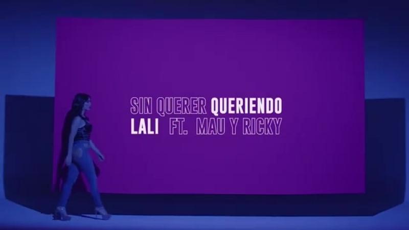 Wow Ya disponible el video de SinQuererQueriendo ft. @mauyricky 🔥🔥🔥🔥 (Link en Bio) Cc @diegoberakha @sonymusicargentina @maj