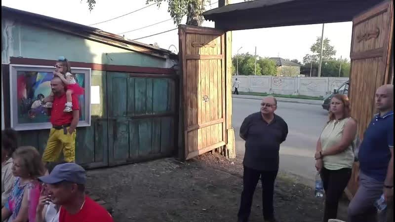 Концерт Бориса Федерягина на Том Сойере
