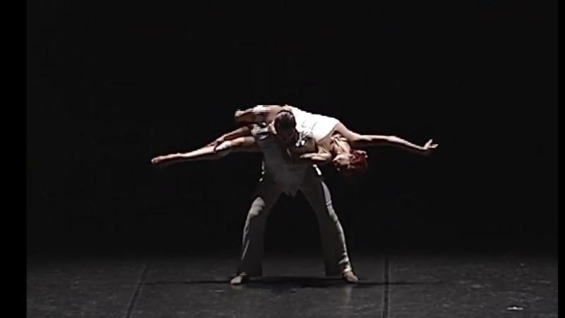 Sylvie Guillem e Massimo Murru - Push - Cor. R.Maliphant