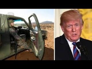 National Guard and Border Patrol Can Stop The Migrant Caravan Crossing US Border (Full Compilation)
