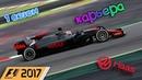 F1 2017 КАРЬЕРА 1 СЕЗОН - КАНАДА КВАЛИФИКАЦИЯБЕЗ 1-ОГО СЕГМЕНТА 17
