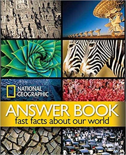 National Geographic Answer Book OCR