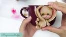 Tutorial conejo / pasta flexible / porcelana fría / cold porcelain /paso a paso conejo