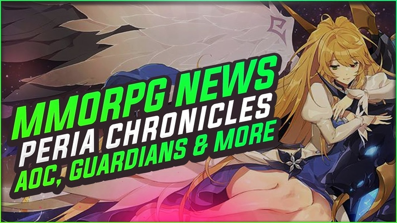 MMORPG News: WE GOT NEW MMOS COMING! Peria Chronicles, Guardians of Ember, Outlaws, Pagan
