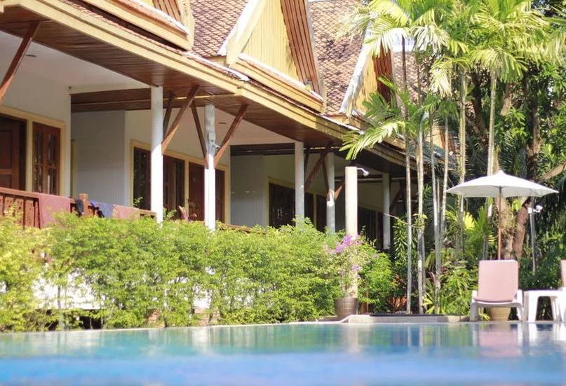 Хорошие отели 3* на пляже Банг Тао (Пхукет), изображение №5