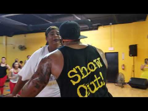 Xtreme Hip Hop with Phil : NEVER GIVE UP!