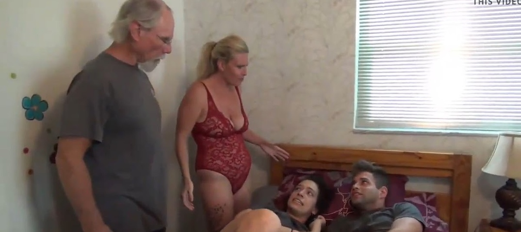 Mom Makes Son Fuck Her Ass