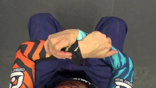 No-Gi Solo Gripping Drill