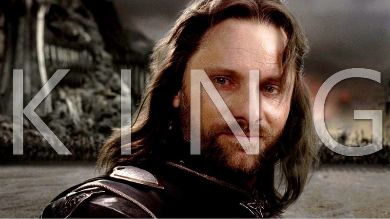 (LOTR) Aragorn   King